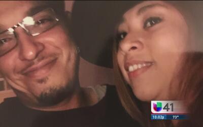 La pareja de un hombre que murió baleado en San Antonio manda un mensaje...