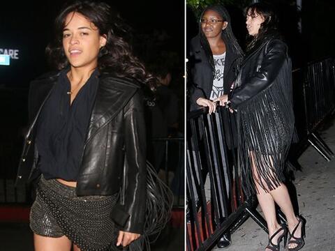 """Michelle Rodriguez """"livin' la vida loca"""""""
