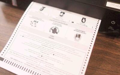 La Comisión Estatal de Elecciones se olvidó de los no videntes con el es...