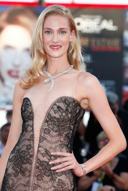 Los vestidos de gala cada vez se muestran más reveladores, as&iac...
