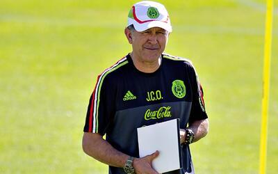 """Osorio: """"Que la afición entienda que es un juego en el que hay que tener..."""