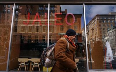 El restaurante Jaleo, del famoso chef José Andrés, se unió al 'día s...