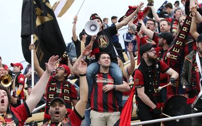Atlanta United podría debutar en la MLS frente a una multitud.