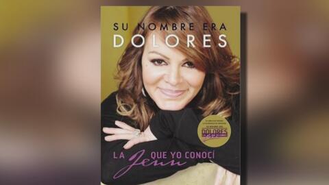 'Su nombre era Dolores: la Jenn que yo conocí', el libro que lo llevará...