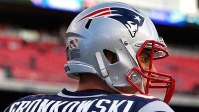 El ala cerrada de los Patriots podría jugar el último duelo de la tempor...