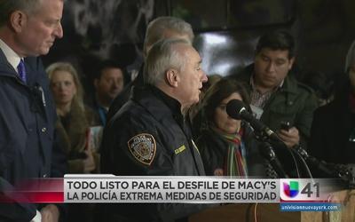 Policía extremará seguridad en desfile