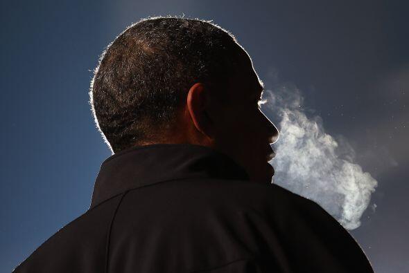 Obama pidió a los habitantes de Colorado, un estado con 9 votos electora...