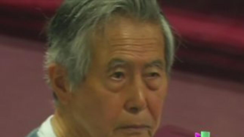 Fujimori defendió su inocencia en una entrevista