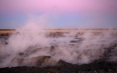 La zona de Salton Sea también registró una serie de temblo...