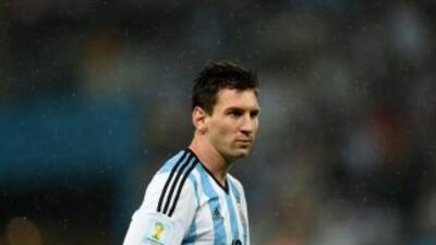 Para Kempes, Messi quedó a deber en la Copa.