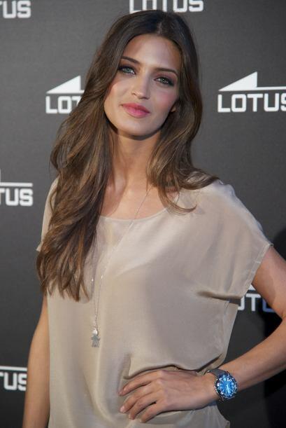 Sara Carbonero, esposa de Iker Casillas portero del Real Madrid,