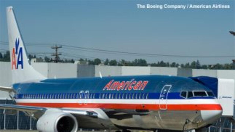 American Airlines estrena aviones en Dallas