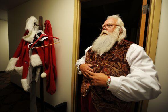 Snider había representado al Viejo Pascuero desde 1962, pero cuando hizo...