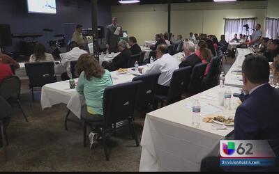 Líderes religiosos de Austin exigen una reforma migratoria