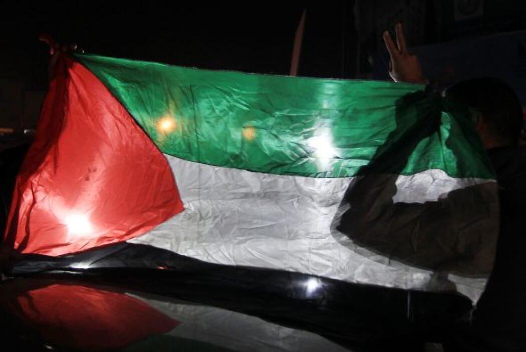 Luego de que cesaran los ataques israelíes en la franja de Gaza a las nu...