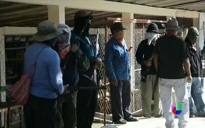 Existen escuadrones de la muerte en México