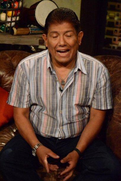 Juan Osorio en Noche de Perros