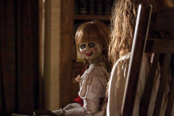 La historia de la muñeca Annabelle no es nueva, pero despertó mucho inte...