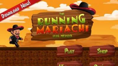 The Running Mariachi es una parodia a Flappy Bird que creó Francisco Mit...