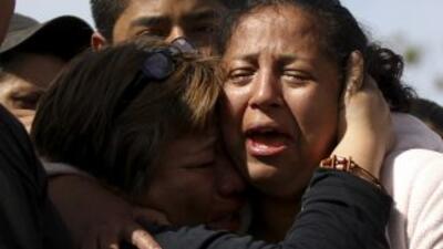 Un total de 1,104 personas murieron en enero pasado en México por hechos...