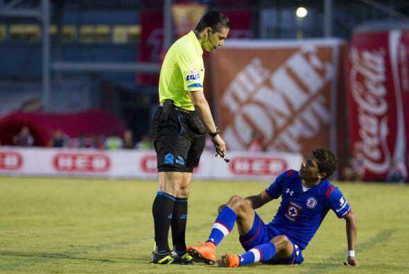 Las lesiones son otro punto que ha afectado el rendimiento del equipo pu...