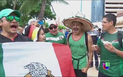 Expectativa por el encuentro entre México y Brasil
