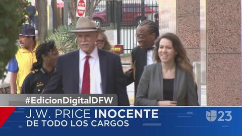 Tras ocho días de deliberaciones, declaran inocente a John Wiley Price