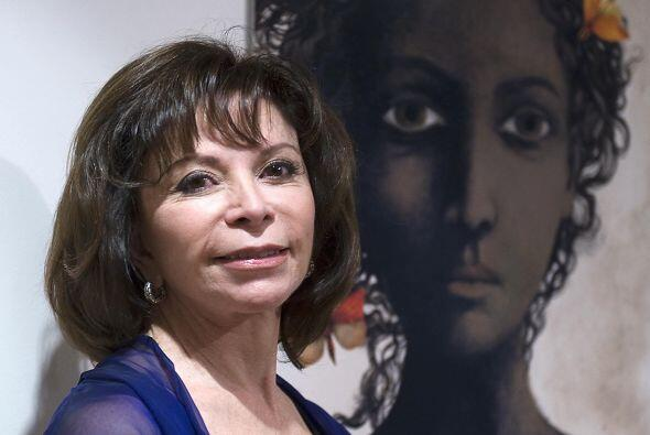 ISABEL ALLENDE: La escritora chilena es sinónimo de éxito literario y se...