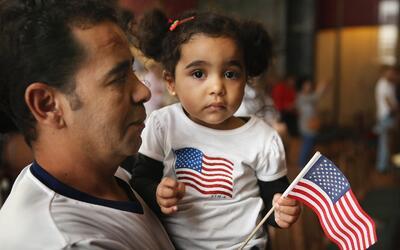 Los inmigrasntes hijos biológicos y adoptivos menores de 18 a&nti...