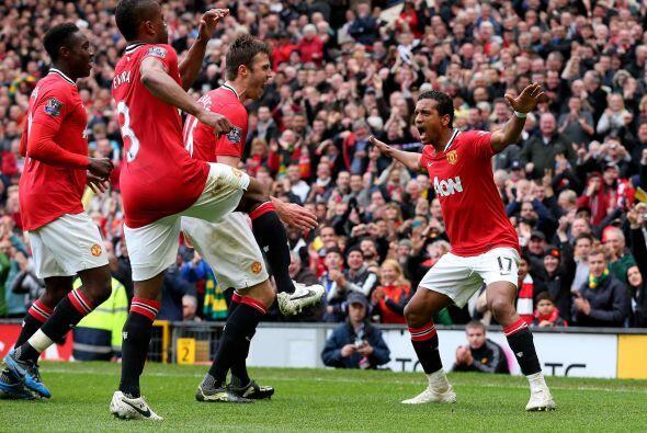 El portugués puso el 3-1 y con sus compañeros festejó como si el triunfo...