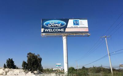 Esto piensan los afectados del cierre abrupto de una planta de Ford en M...