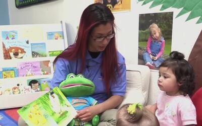 Este instituto brinda ayuda a las jóvenes madres que quieren volver a es...