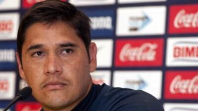 El portero Moisés Muñoz afirmó estar completamente recuperado de los mar...