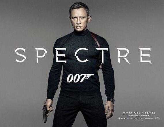 El agente 007 invadió las calles de Ciudad México para la...