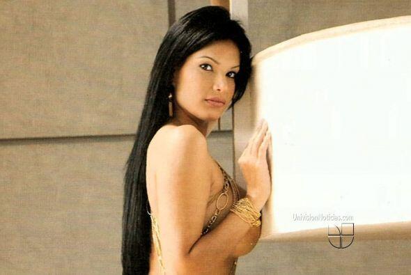 Gabriela Alexandra Fernández Ocando, Miss Zulia 2008, fue detenid...