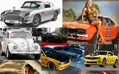 Estrellas sobre ruedasHan sido muchas las películas en las que los autos...