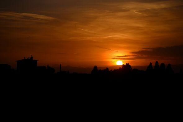 Así luce el atardecer desde el Forte di Belvedere, sin duda una vista he...