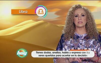 Mizada Libra 12 de octubre de 2016