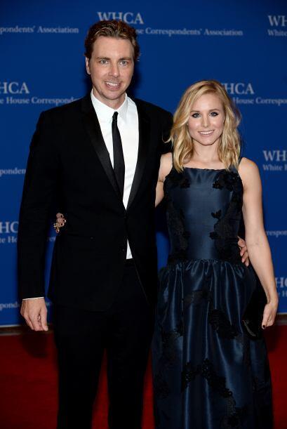 Dax Shepard y Kristen Bell, parejita de Hollywood. Mira aquí los...