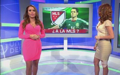 'Chicharito' podría convertirse en el jugador mejor pagado de la MLS