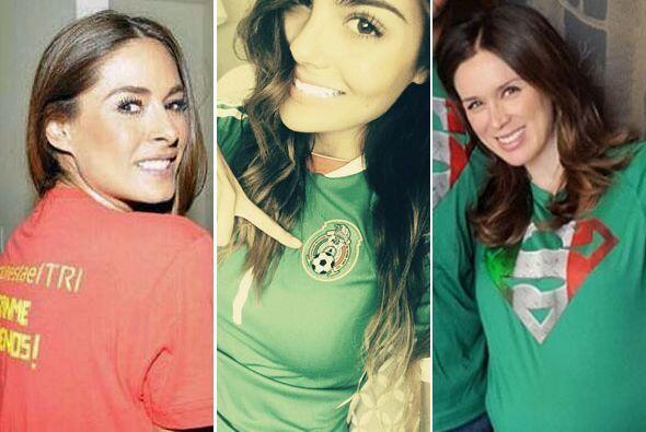 """Mira qué celebridades se pusieron la """"verde"""" (o, en su caso, la nueva pl..."""