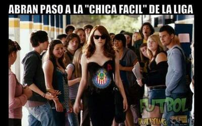 Los memes de la jornada 6 del Apertura 2015