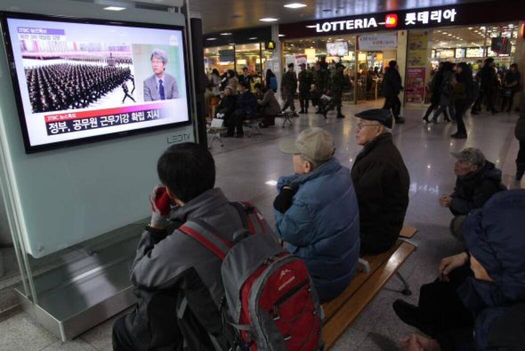 A pesar de su oposición al test nuclear norcoreano, Pekín se ciñó a su p...