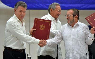 Por primera vez en 50 años, hay posibilidades reales de paz en Colombia