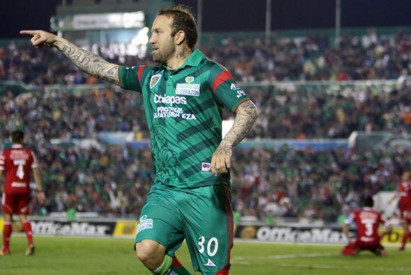 Otro mexicano se suma al conteo, se trata de Matías Vuoso. El delantero...