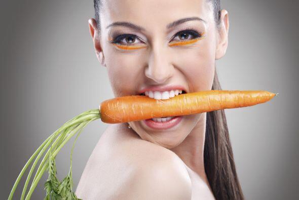 Las zanahorias son aliadas de la visión: verdad. La vitamina A (p...