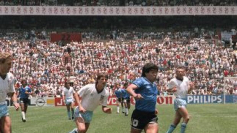 Momento cumbre en la carrera de Diego Maradona y del fútbol argentino, s...