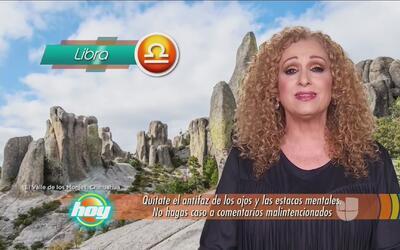 Mizada Libra 22 de marzo de 2017