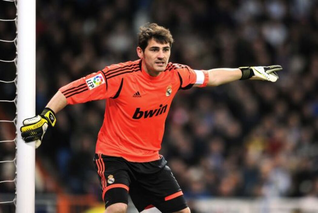 ¿Qué será lo que escucha el capitán de la selección española, Iker Casil...