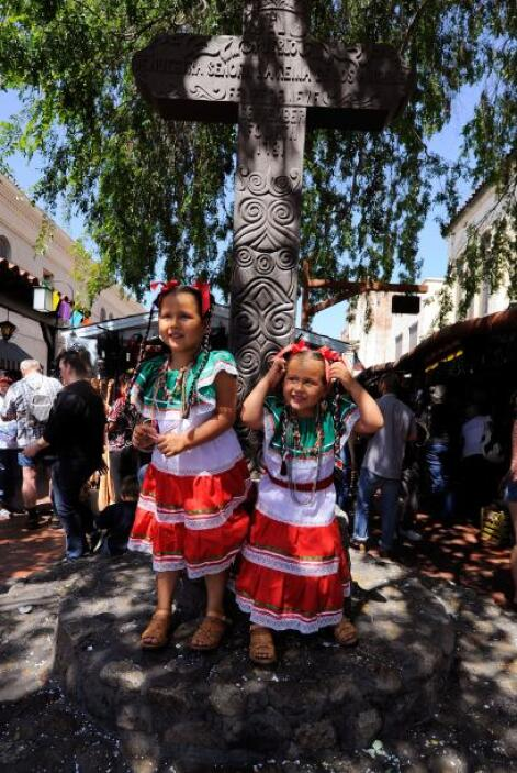 Con el paso del tiempo, la Batalla de Puebla, la fiesta del Cinco de May...